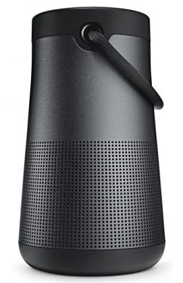 Bose SoundLink Revolve+ Portable and Long-Lasting Bluetooth 360 Speaker - Triple Black